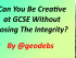 Creative GCSE Geography & Literacy