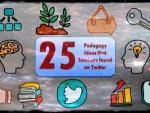 25 Pedagogy Ideas that Teachers found on Twitter