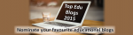 Nominate your Favourite Blogs of 2014-2015
