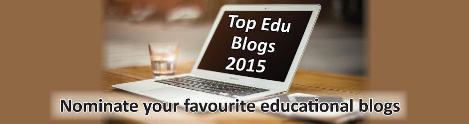 Top Blogs - Nominate