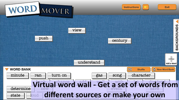 Word Mover info