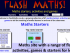 flashmaths info