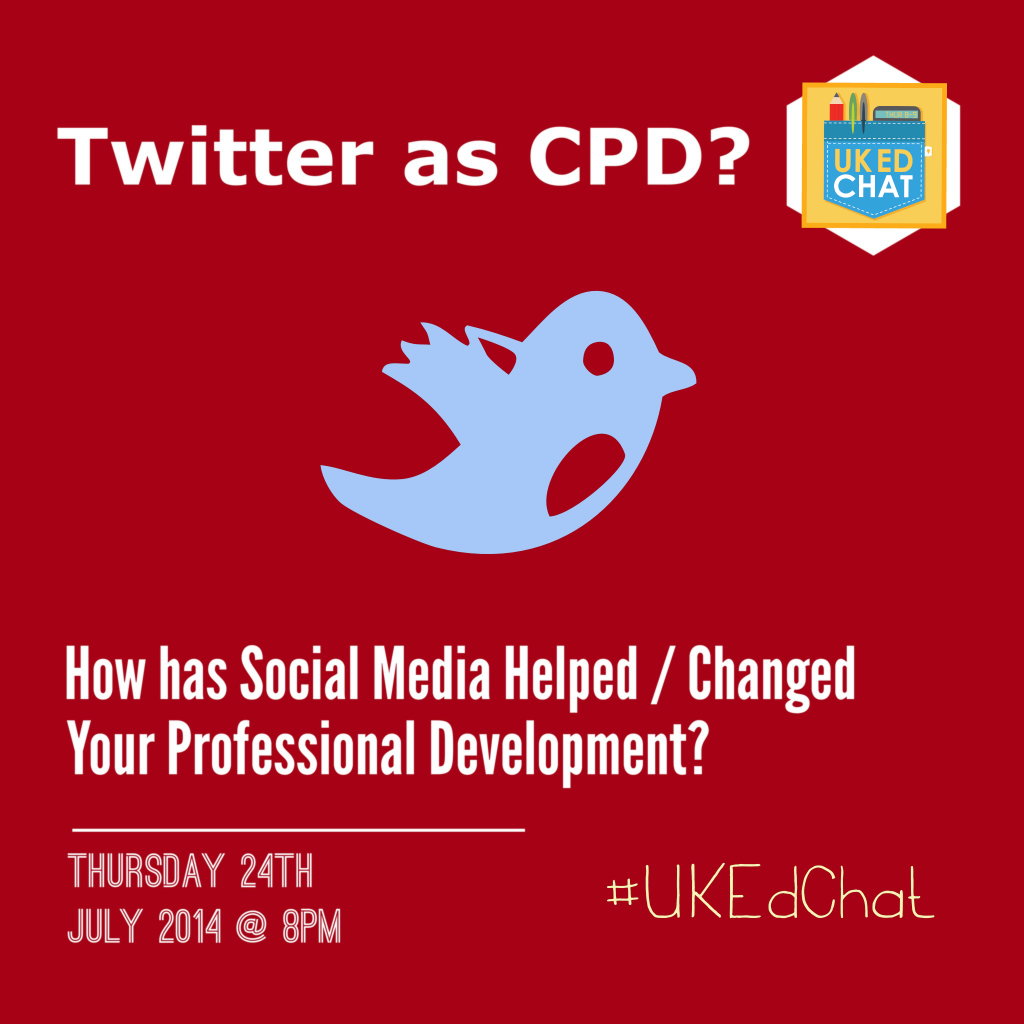 Read through the summary and archive from our previous Twitter #ukedchat session exploring how teachers have benefitted from using Twitter as a means of Professional Development.