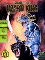 Fighting Fantasy: Island of the Lizard King