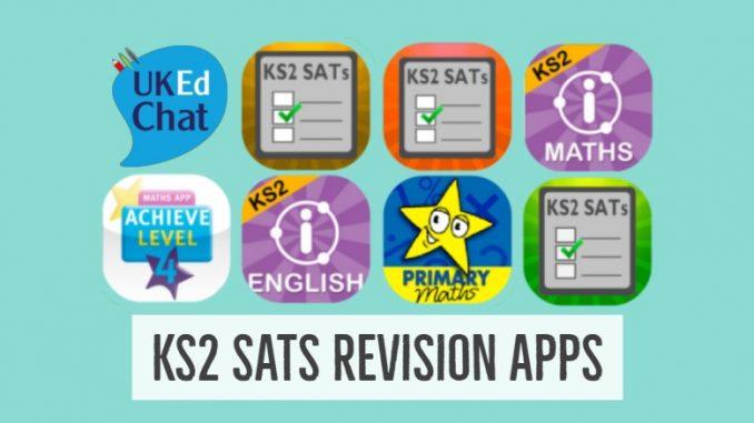 Revision Ks2 Sats Revision Apps Ukedchat