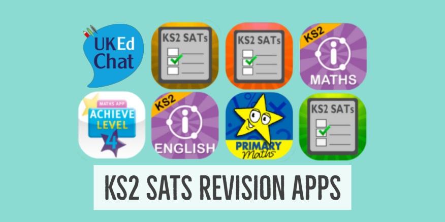Revision: KS2 SATs Revision Apps – UKEdChat