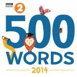 500WordChallenge2014