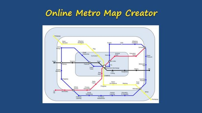 Subway Map Generator.Resource Online Metro Map Creator Ukedchat