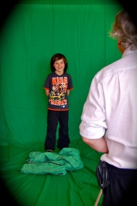Green Screen Example