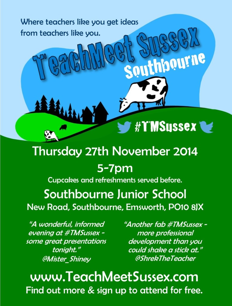 teachmeet sussex