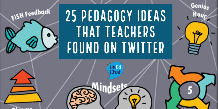 25 Pedagogy Ideas that Teachers found on Twitter by @digicoled – UKEdChat