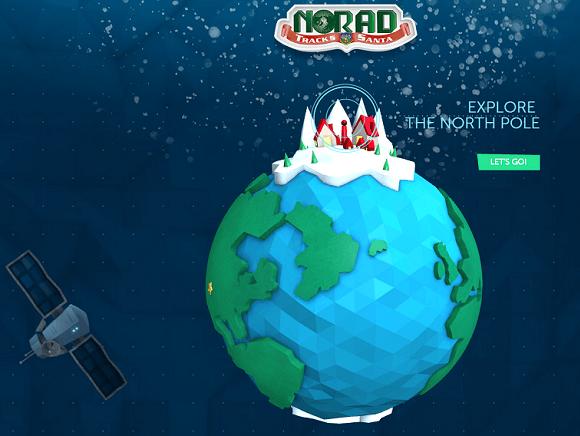 Norad Santa – UKEdChat