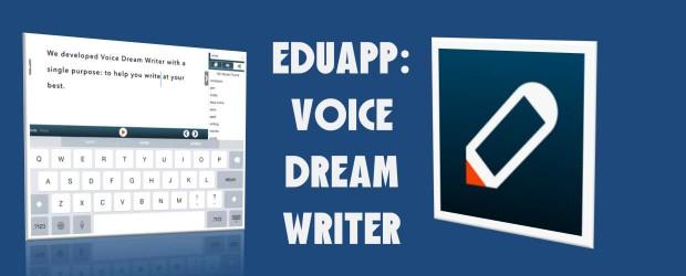 EduApp: VoiceDream Writer