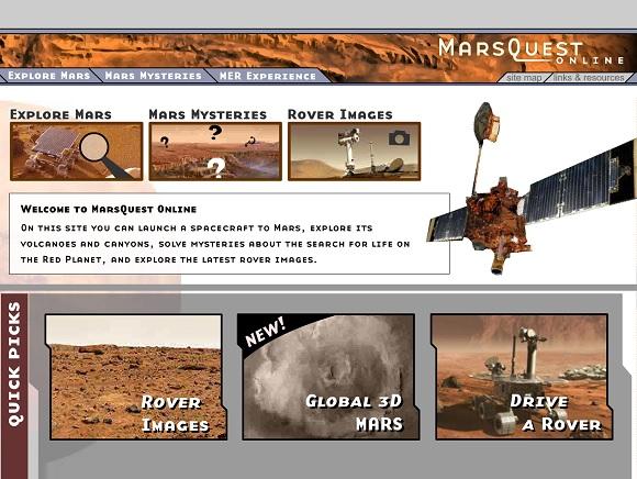 Marsquest Online – UKEdChat