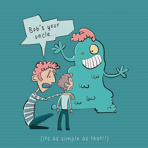 Illustrated English Idioms and their Meanings – UKEdChat