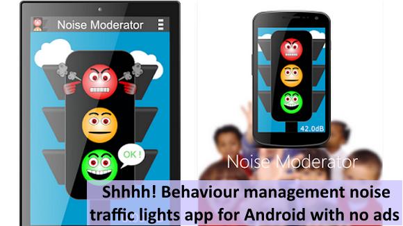Noise Moderator – UKEdChat