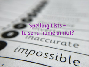 SpellingLists