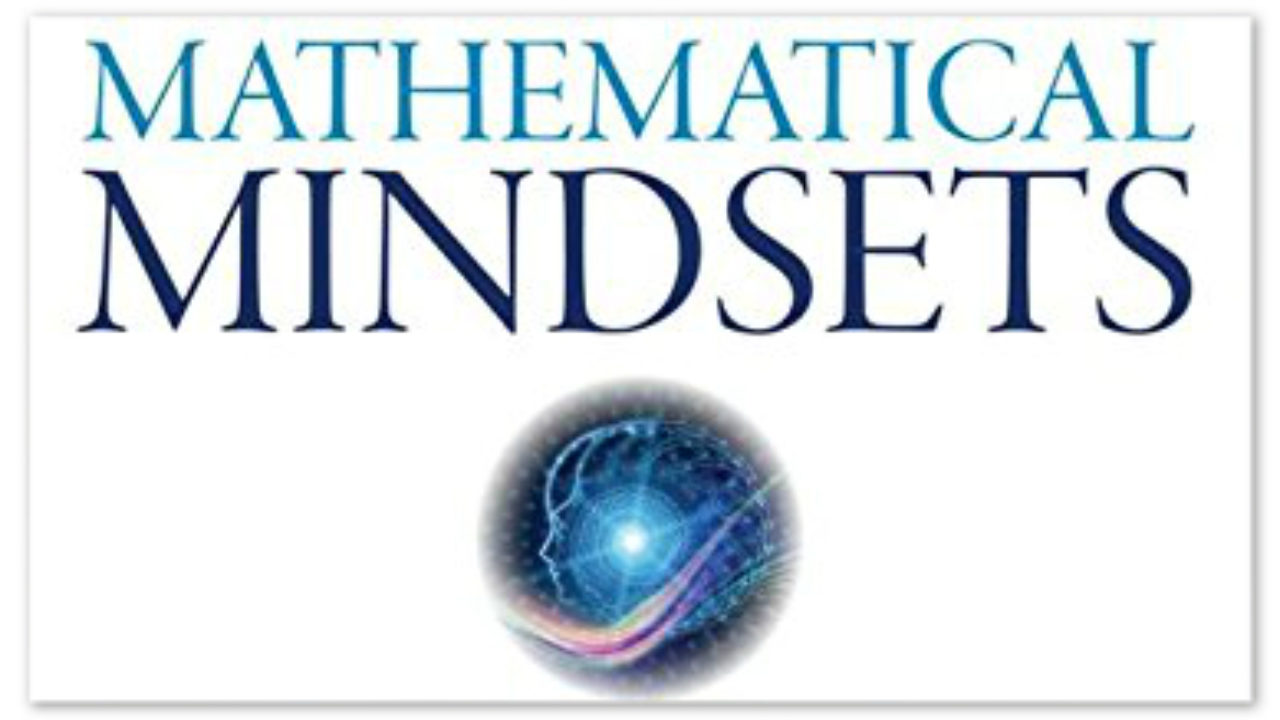 Book: Mathematical Mindsets by Jo Boaler – UKEdChat