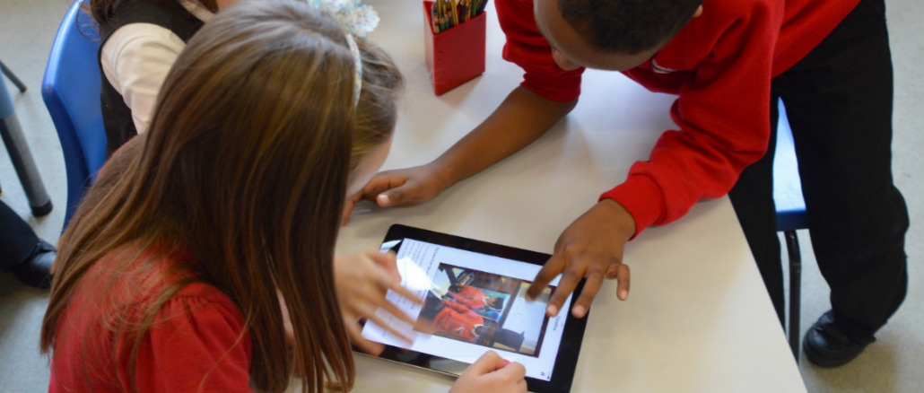 Tablets can teach children to solve physical puzzles – UKEdChat