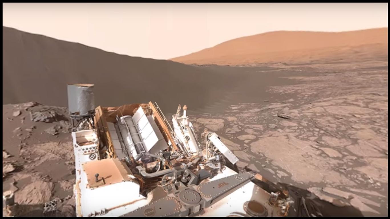 mars rover video - HD1600×1051