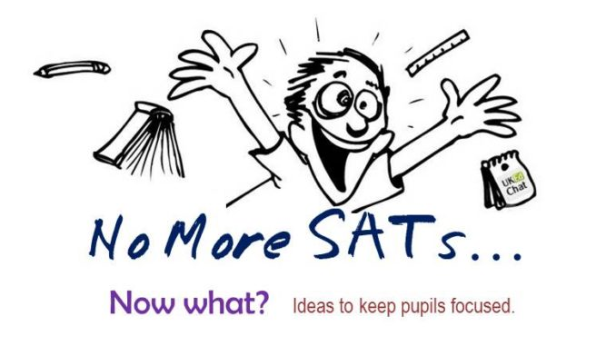 Feature – Activities after SATs Exams