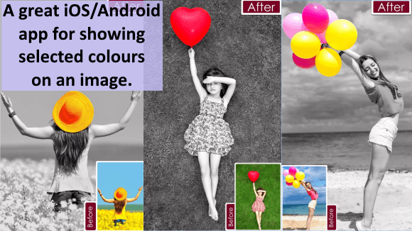Color Pop Effects – UKEdChat