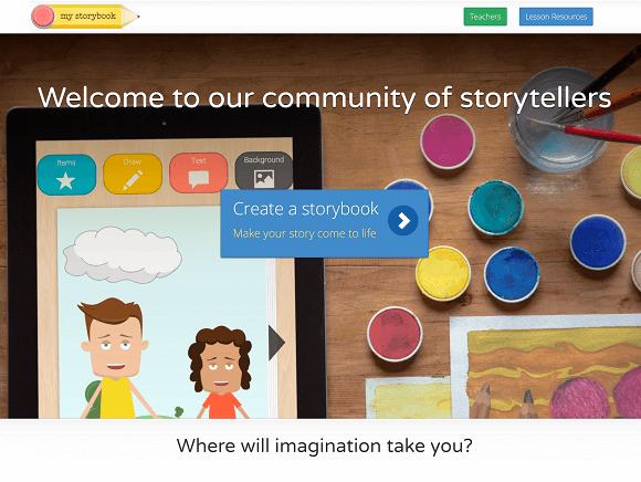 My Storybook – UKEdChat