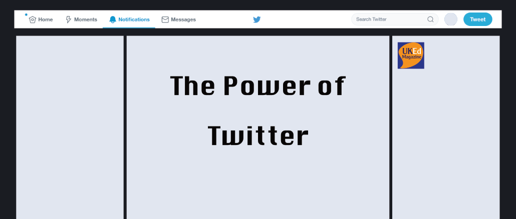 UKEdMag: The Power of Twitter for Educators by @mrshollyenglish – UKEdChat