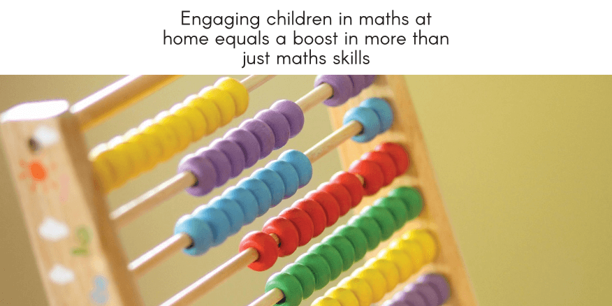 Engaging children in maths at home equals a boost in more than just maths skills – UKEdChat