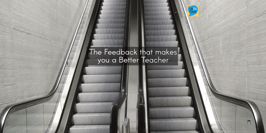 The Feedback that makes you a Better Teacher by @Hubert_AI – UKEdChat