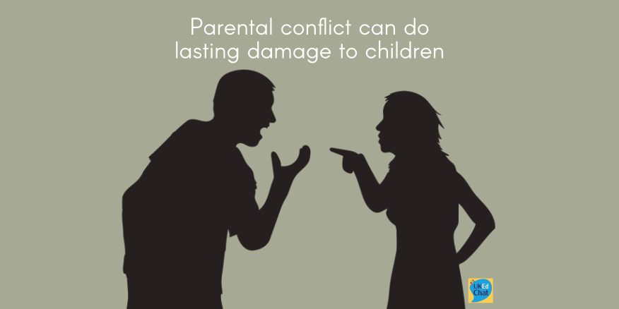 Parental conflict can do lasting damage to children – UKEdChat