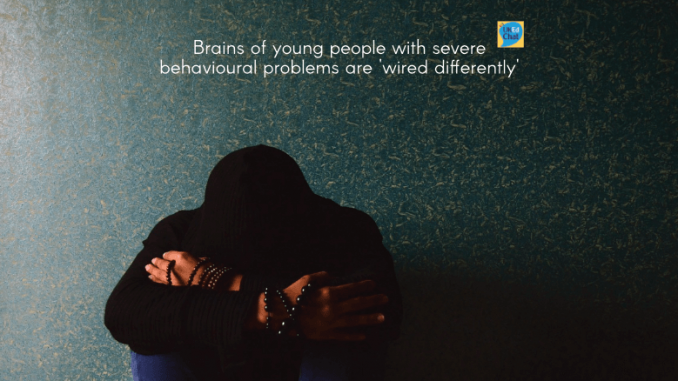 Brains Of Young People With Severe >> Brains Of Young People With Severe Behavioural Problems Are