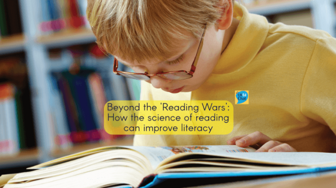 Beyond Education Wars >> Beyond The Reading Wars How The Science Of Reading Can Improve
