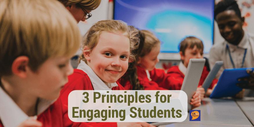 UKEdMag: 3 Principles for Engaging Students by @BarbBlackburn – UKEdChat