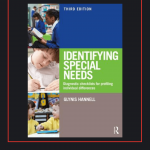 Identifying Special Needs - Diagnostic Checklists for Profiling Individual Differences, 3rd Edition