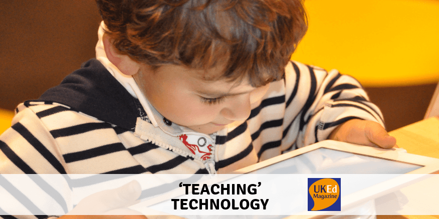 UKEdMag: 'Teaching' Technology by @sansanananana – UKEdChat