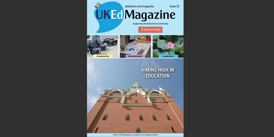 UKEd Magazine – Issue 52 – Page 4 – UKEdChat