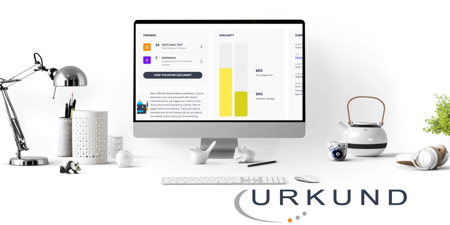 Plagiarism checker @Urkund creates fast analytical check for educators – UKEdChat