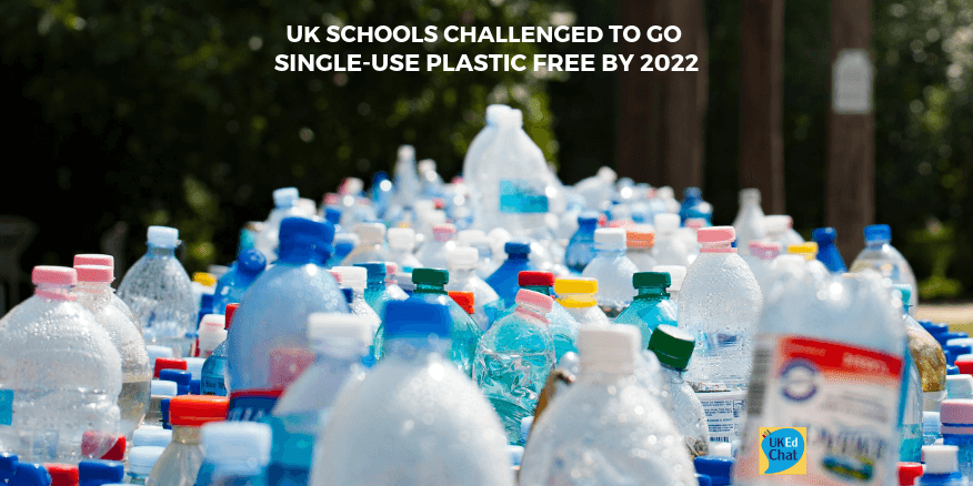 Stop Laminating! – Schools challenged to go single-use plastic free by 2022 – UKEdChat
