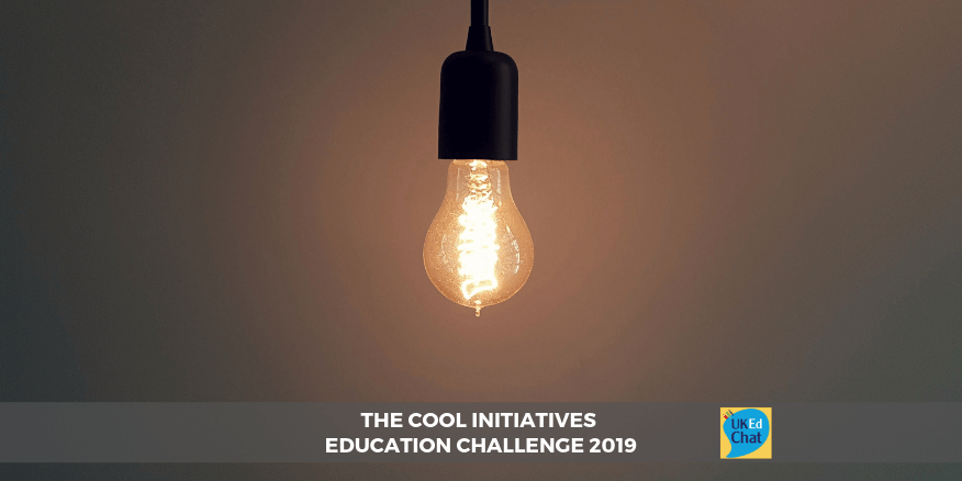 The Cool Initiatives #EdTech Education Challenge 2019 – UKEdChat