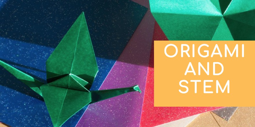 Origami and STEM by @HowToStem – UKEdChat