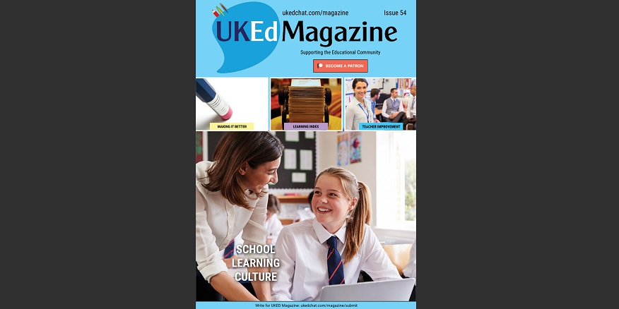 UKEd Magazine – Issue 54 – Page 8 – UKEdChat