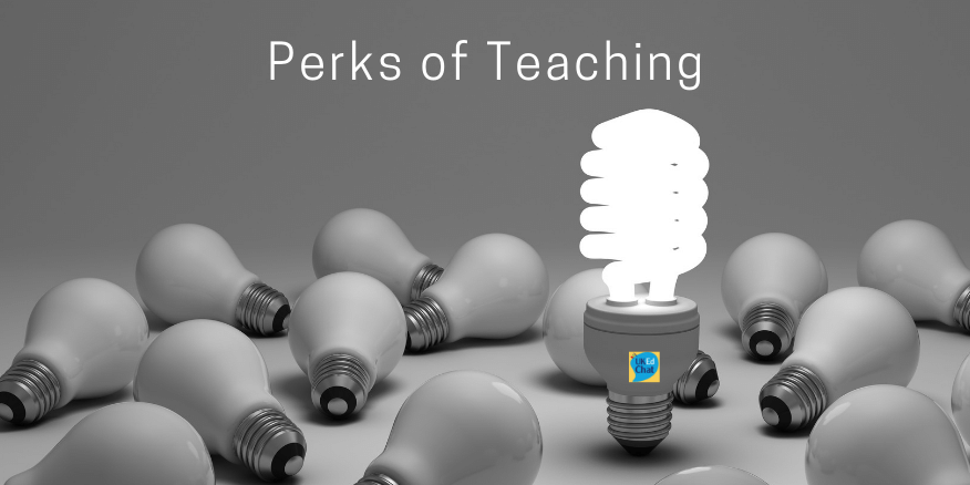 Perks of Teaching – UKEdChat