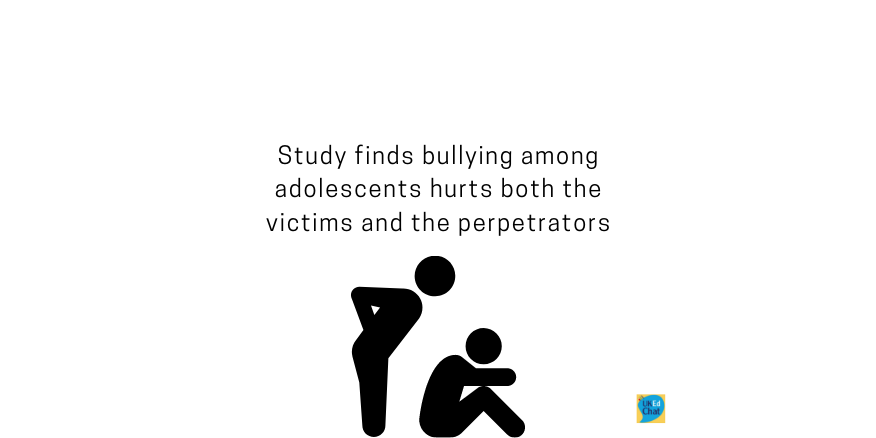 Study finds bullying among adolescents hurts both the victims and the perpetrators – UKEdChat