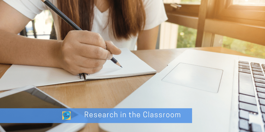 Research in the classroom – UKEdChat