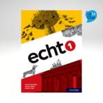 Echt 1 Student Book (Echt 11-14 German)